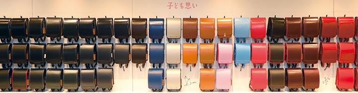 池田屋ランドセルは豊富なカラー
