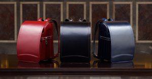 「鞄の街」の職人技術で作られるランドセルの写真