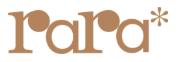 ララちゃんランドセルのロゴ