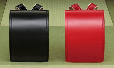 黒川鞄ランドセルの総コードバンモデル