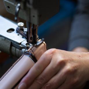羽倉の職人による製造